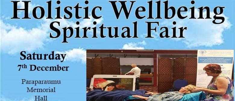 Paraparaumu Holistic Wellbeing Spiritual Fair