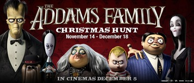 The Addams Family - St Heliers Christmas Hunt