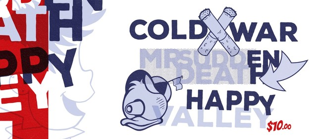 ColdxWar - Mr.Sudden Death - Happy Valley