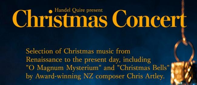 Handel Quire Christmas Concert