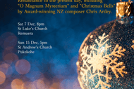 Image for event: Handel Quire Christmas Concert