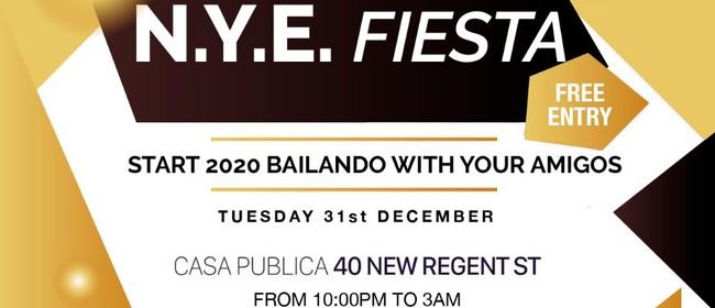 NYE Fiesta