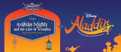 Disneys Aladdin Jnr plus Arabian Nights