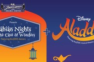 Image for event: Disneys Aladdin Jnr plus Arabian Nights