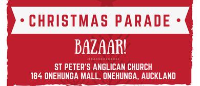 Christmas Parade Bazaar