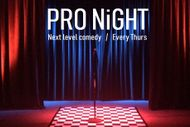 Thursday ProNight Premium Comedy