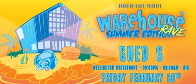 Warehouse Rave 2.0 (Summer Edition)
