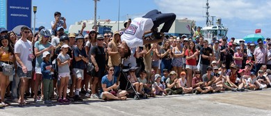 Auckland International Buskers Festival 2020