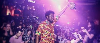 CJC Xmas Party with Ijebu Pleasure Club