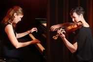 Image for event: Beethoven Violin and Piano Sonatas - Queenstown