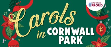 Carols In Cornwall Park 2019