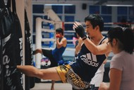 Image for event: Morning Kick Boxing