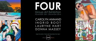 Four - Group Art Exhibition