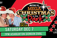 Image for event: Ashburton Mitre 10 Mega - Christmas in the Park
