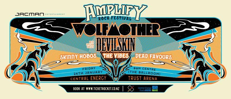 Amplify Rock Festival ft. Wolfmother, Devilskin + More
