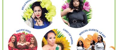 Pacific Divas National Identity Tour