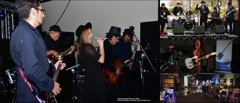 BOP Blues Club Christmas Jamfest