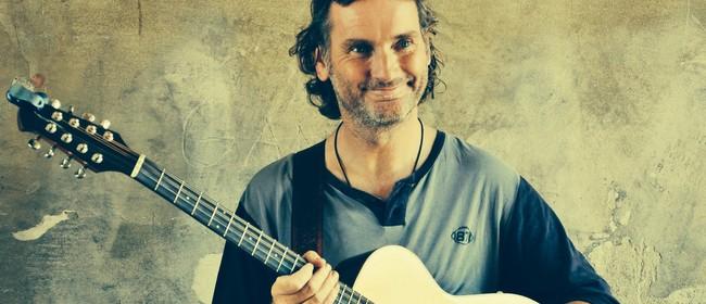 Jon Sanders Album Release feat Cat Tunks & Gavin Dowling