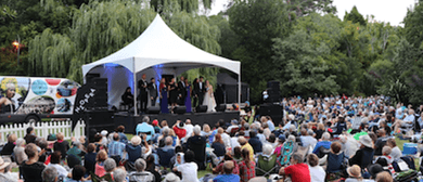 Music in Parks: Opera in The Park