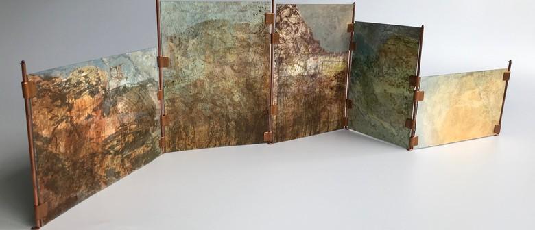 Exhibition - Print Council Aotearoa/NZ - Thinking Unfolding