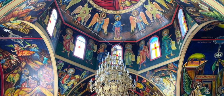 Greek Orthodox Church Christmas Tours