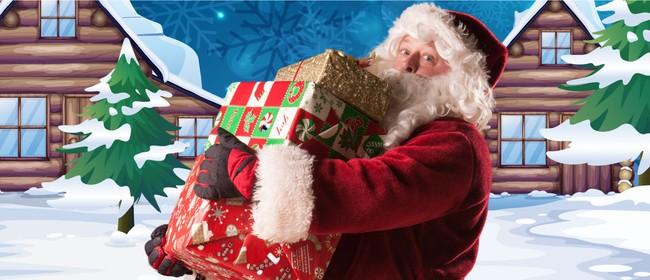 Visit Santa at Snowplanet!