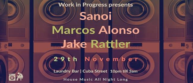 WIP: Sanoi, Marcos Alonso & Jake Rattler