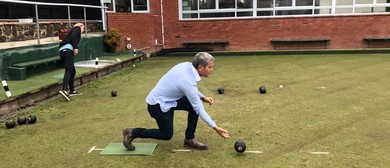 Lawn Bowls and A Tipple