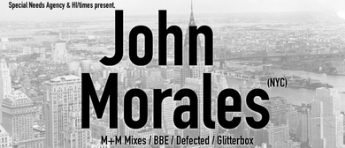 Hi/times with John Morales (NYC)