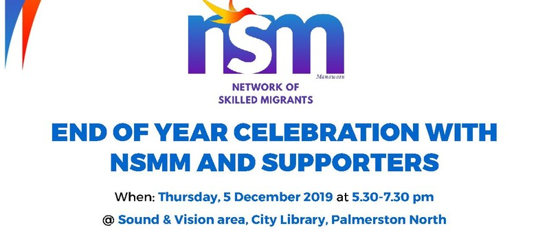 End of Year Celebration with NSMM and Supporters