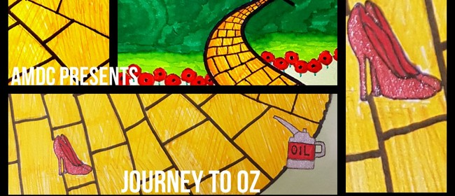 A.M.D.C. Presents - Journey to Oz