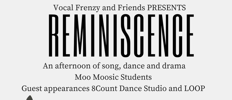 Vocal Frenzy and Friends: Reminiscence
