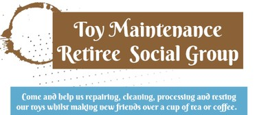 Toy Maintenance Retiree Social Group