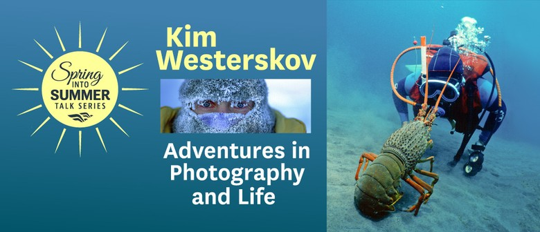 Spring Into Summer Talk Series - Kim Westerskov Photographer: SOLD OUT