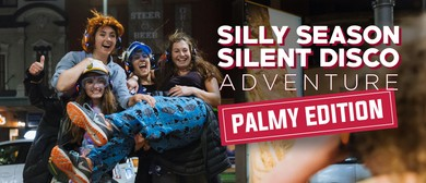 Silly Season Silent Disco Adventure | Palmerston North
