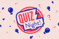 Image for event: Quiz Night