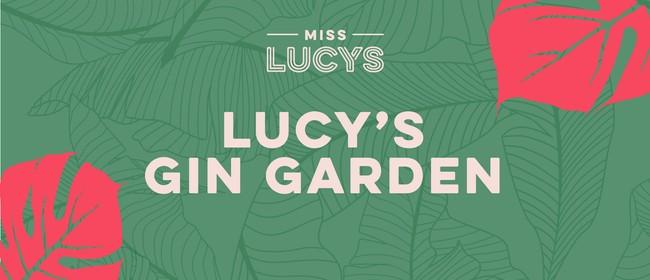 Lucy's Gin Garden Pop Up