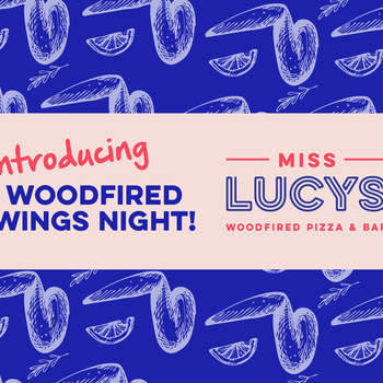 Woodfired Wings Night