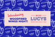 Image for event: Woodfired Wings Night