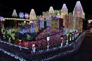 Image for event: Christmas Lightshow