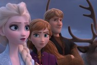 Image for event: Frozen 2 Movie Fundraiser