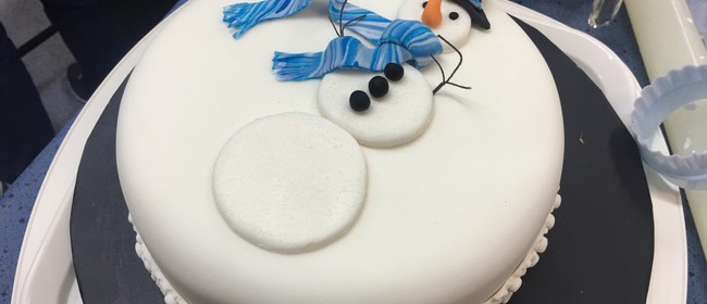 Cake Decorating - Xmas Workshop