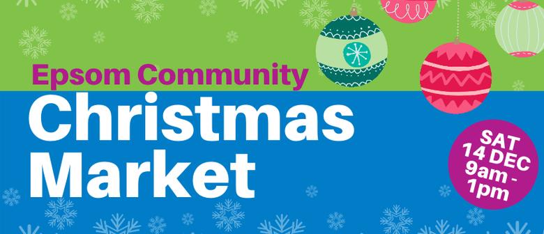 Epsom Community Christmas Market