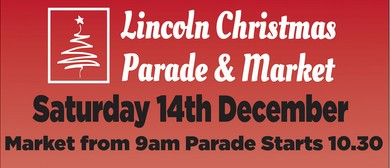 Christmas Parade and Market