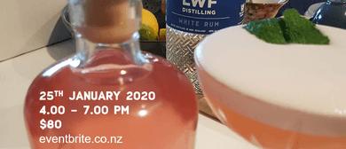 LWF Distilling - Rum Immersion