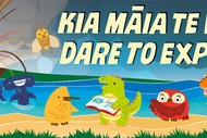Image for event: Dare to Explore Summer Holiday Programmes