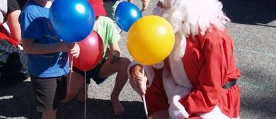 Santa's Coming to The Market
