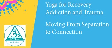 Yoga for Recovery - Addiction and Trauma by Jeanette Ida