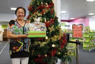 Image for event: Museum Community Christmas Tree: Rākau Kirihimete