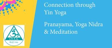 Yin Yoga by Debbie - Pranayama, Yoga Nidra & Meditation